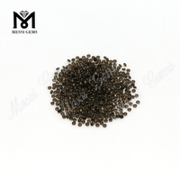 Wholesale Round Shape 2.0mm Small Size Natural Smoky Quartz