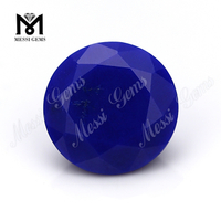 Wuzhou Loose Round 10MM Lapis Lazuli Gemstone Price