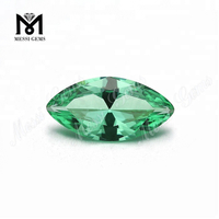 wholesale heat resistant emerald gems nanosital