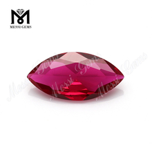 wholesale factory 5# ruby loose gemstone corundum