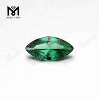 wholesale emerald green nanosital loose gems