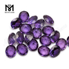 Synthetic Oval 9 x 11 mm 46# Color Change Alexander Corundum Gems