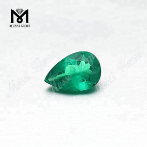 Loose Lab Created Colombian Emerald Stone Price