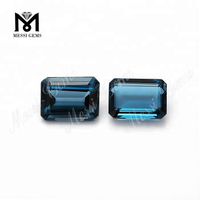 Wholesale London Blue 12*16mm Natural Topaz Gemstones
