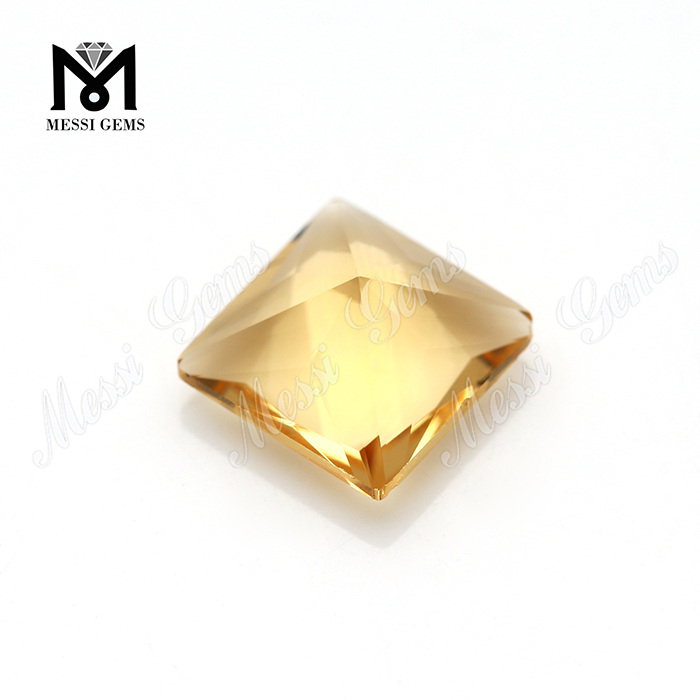 high quality crystal champagne glass stone