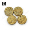 14mm round agate druse stones loose druzy usa hot sale