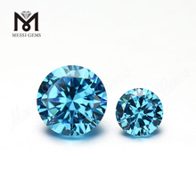 Top Machine Cut Factory Price 3mm Cubic Zirconia Loose Gems