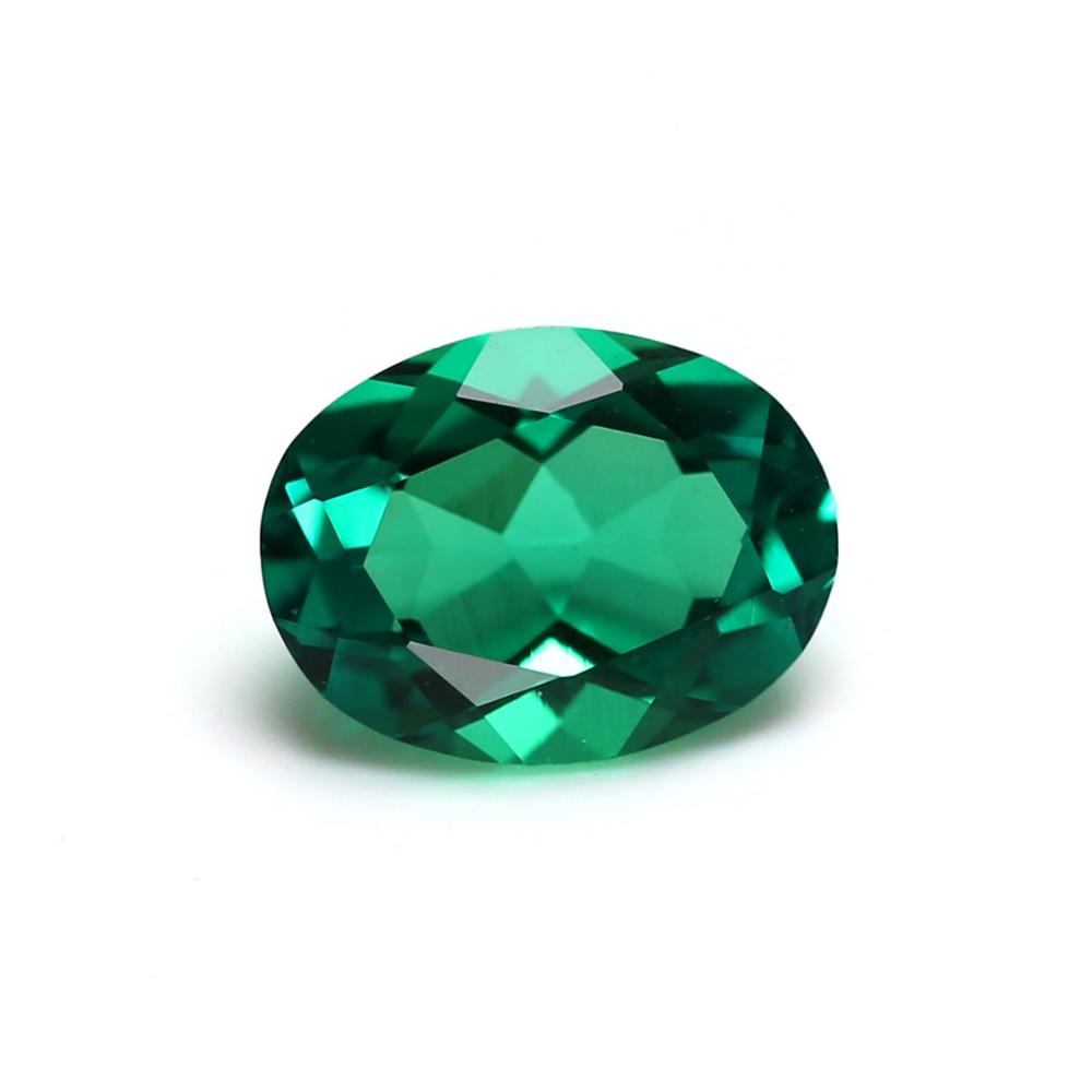 Oval Cut 1 Carat Colombian Emeraldprice Per Carat Loose