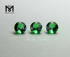 Factory Price Good Polishing Round 3.75mm Emerald Green Crystal Paste Stones