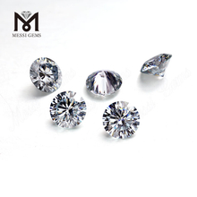 DEF 1mm-2.5mm factory loose super white moissanite stone