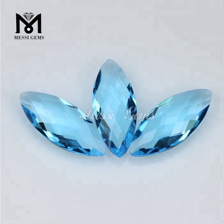 high quality marquise gems glass stones for jewelry