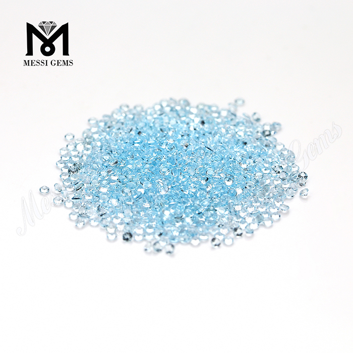 1 carat blue sky topaz price semi precious stones and for silver jewelry making