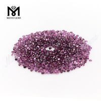 1.75mm Small Size Natural Purple Garnet Stone Natural Garnet