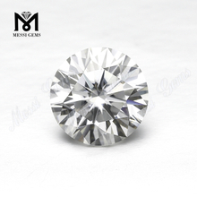 Wholesale Loose Moissanites Round Brilliant Cut moissanite solitaire For Ring