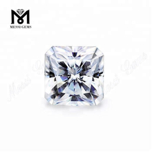 DEF Super White moissanite diamond Stone Price 1.5 Carat Octagon Cut Synthetic