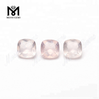 High Quality Loose Natural Rose Quartz Crystal Loose Gemstones