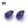AAA Round 34# Sapphire Blue Corundum Synthetic Ruby Stones Price