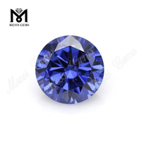 Wholesale Top Quality Round 2.0 Tanzanite CZ Gemstone Beads