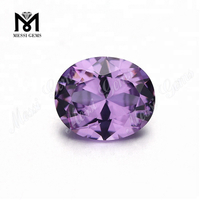 Color Change Nanosital Oval Purple Nanosital Stone
