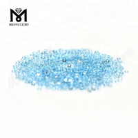 Good Quality Wholesale Natural Aqua Blue Topaz Stone