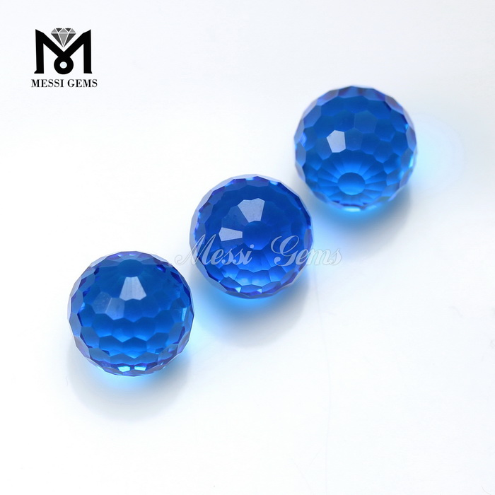 Factory Direct Wholesale Gemstone Glass Balls Stones for Jewelry