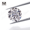 Loose wholesale price round brilliant 8mm VVS white moissanite