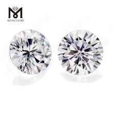 Loose Wuzhou Brilliant Cut DEF Clear WHITE VVS Synthetic Moissanite