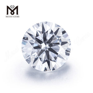brilliant cut 1carat synthetic diamond DEF VS2 lab grown diamond price per carat